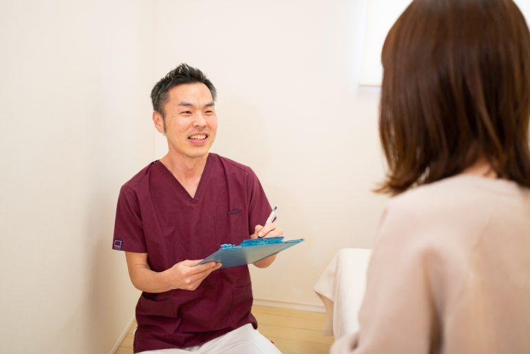 カウンセリング|若林区のおきの鍼灸整骨院