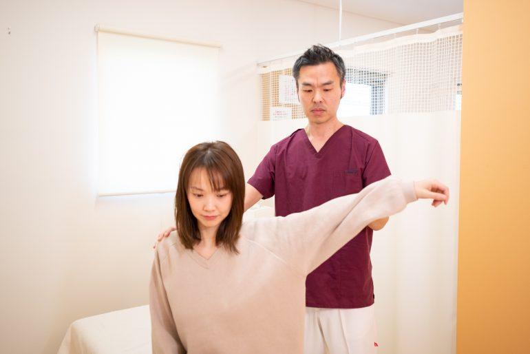 交通事故治療なら、おきの鍼灸整骨院へ