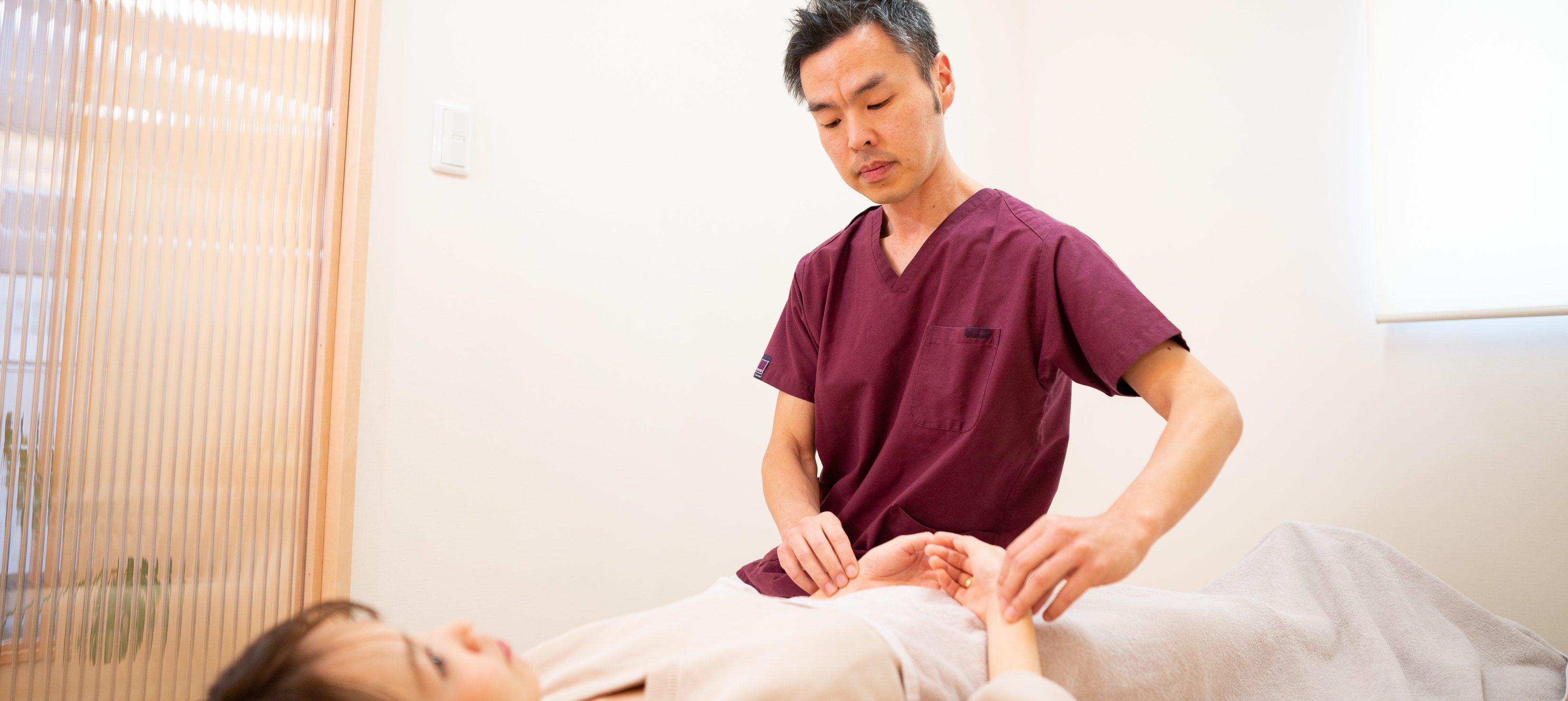不妊鍼灸施術|仙台市若林区おきの鍼灸整骨院
