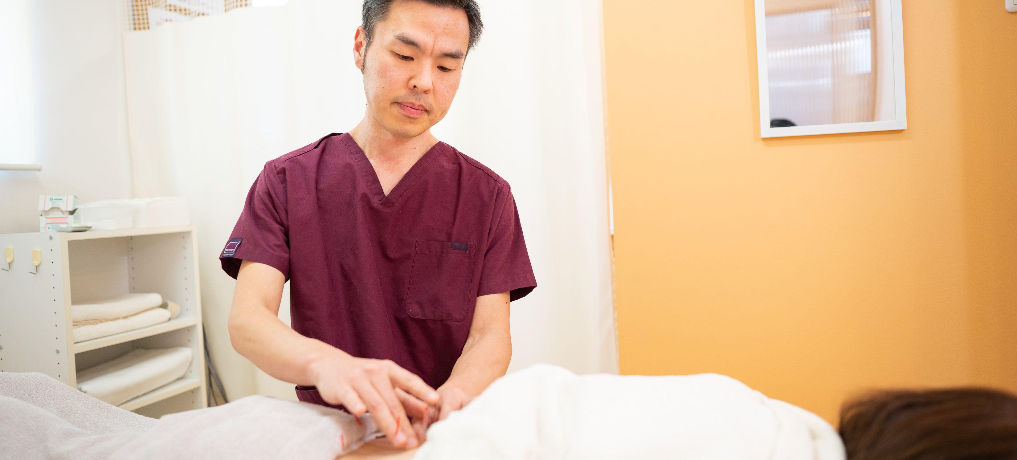 仙台市若林区で腰痛の治療は、おきの鍼灸整骨院へ