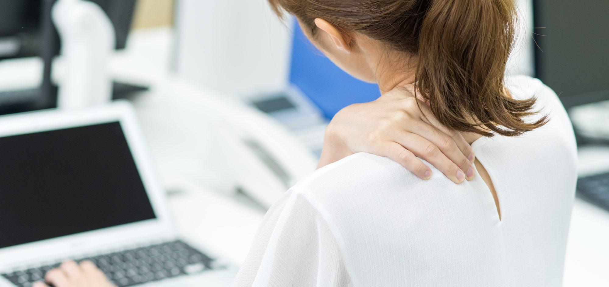 仙台市若林区で肩こり・肩の痛みの根本施術