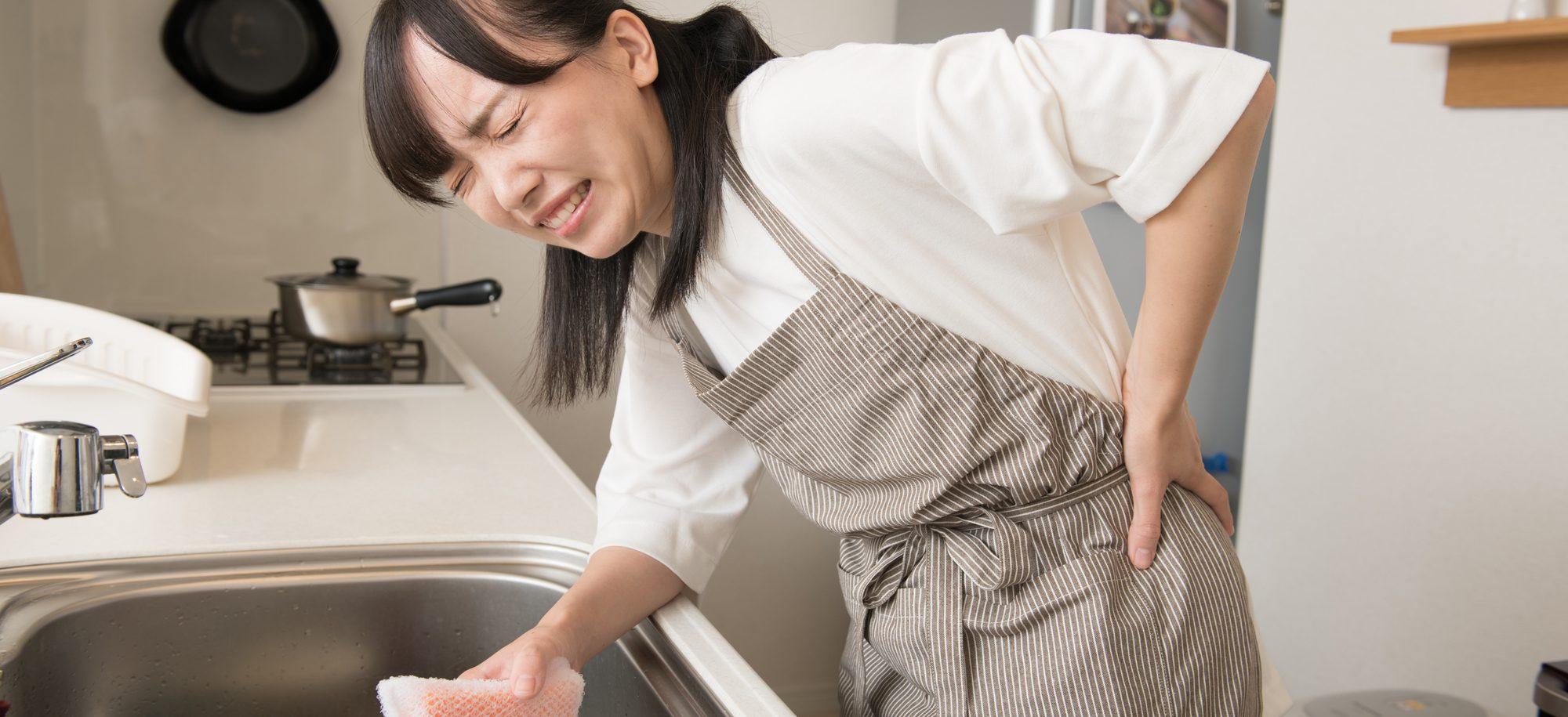 腰痛のお悩みは、仙台市若林区おきの鍼灸整骨院へ